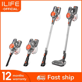 ILIFE H70 Handheld Vacuum Cleaner 21000Pa Strong Suction Power Hand Stick Cordless Stick Aspirator 1.2L Big Dustbin