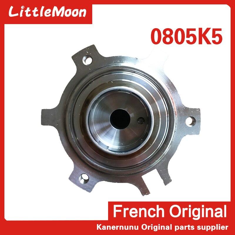 LittleMoon-engrenage dadmission Variable   Marque originale, engrenage de synchronisation, 0805K5 0805A5, pour Peugeot 405 406 407 607 2.2 Citroen C5 C6 2.3