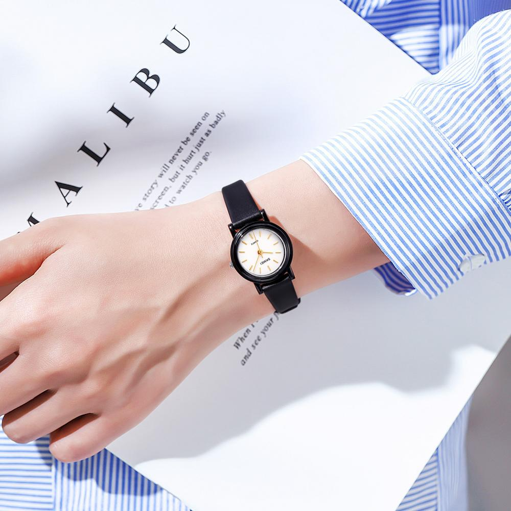 SKMEI Classic Ladies Quartz Wrist Watch Casual Waterproof Female Business Clock Relogio Feminino Simple Women's watches 1659 enlarge