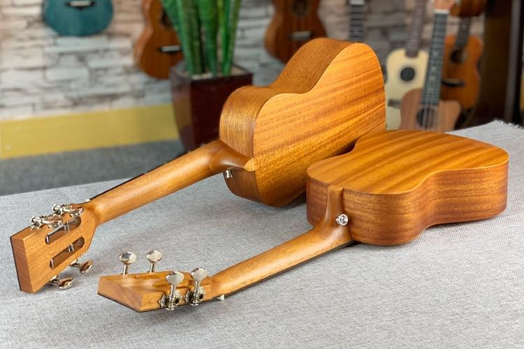 Tenor Ukulele Concert Professional Bass Guitar Wood Mahogany 26 Inch Ukulele Backpack Muzik Aletleri Playing Tools EH50U enlarge