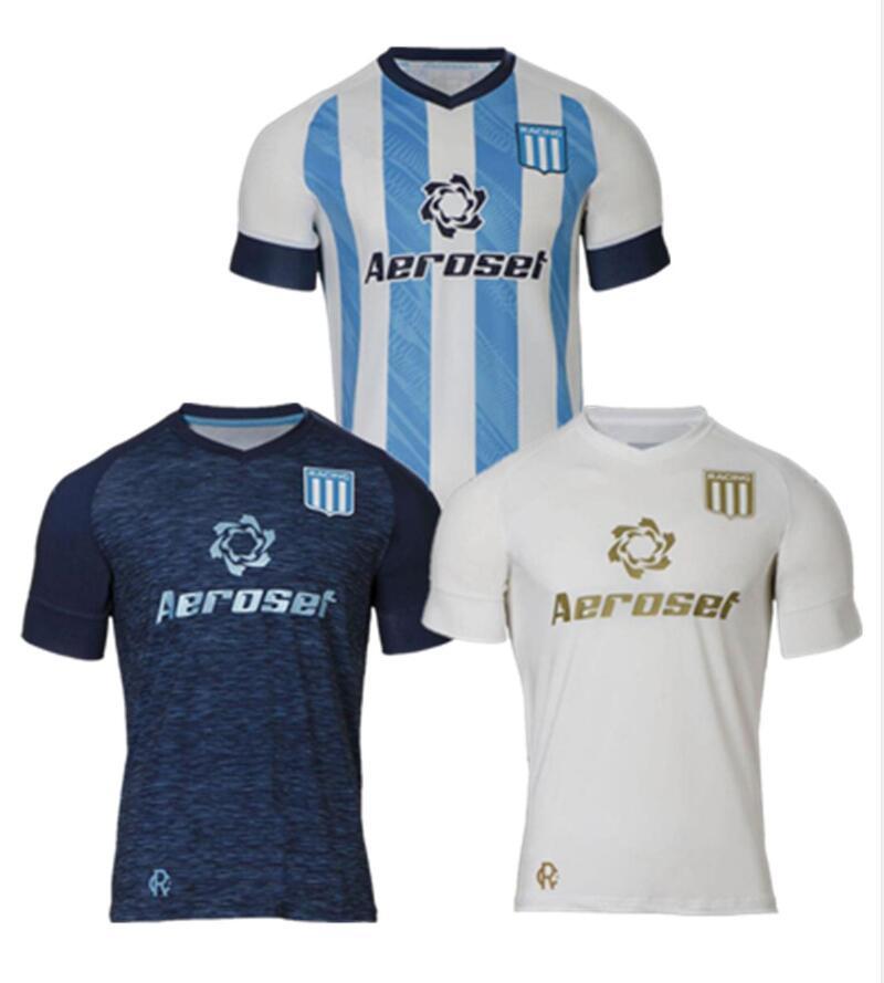 2020 2021 Camiseta Racing Club local visitante Racing de Avellaneda LISANDRO R.CenturiOn...