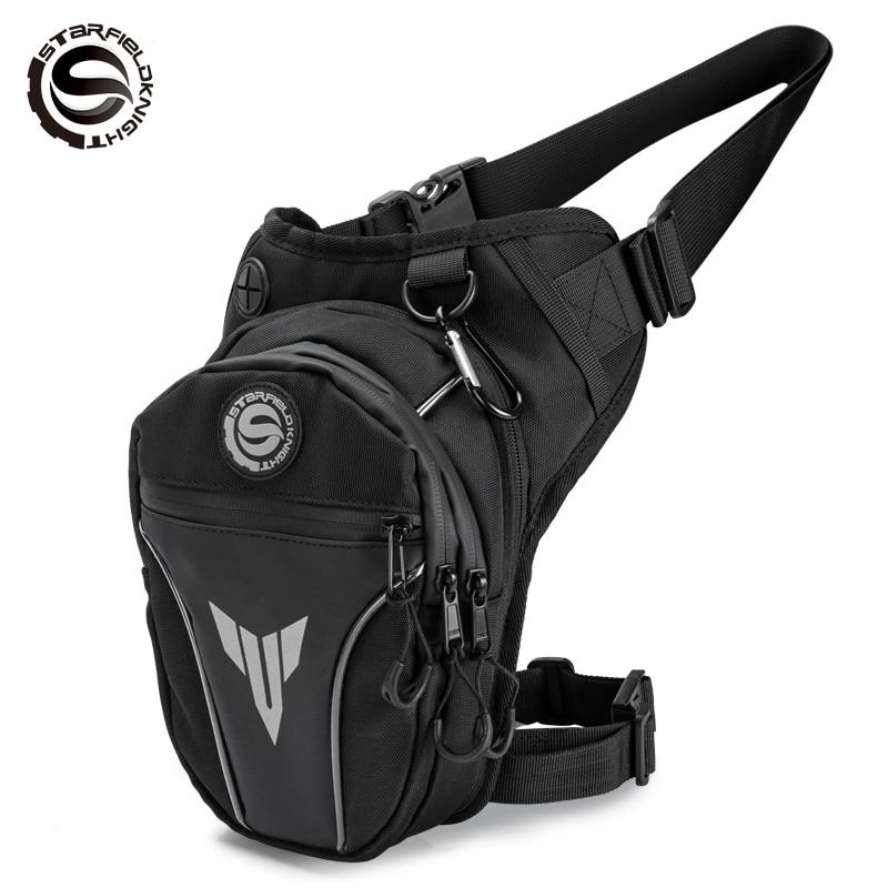 SFK دراجة نارية حقيبة مقاوم للماء حقيبة الساق حقيبة الخصر حقيبة Straddle دراجة نارية Ridingoutdoor الرياضة المحمولة حقيبة الموضة 2021 جديد