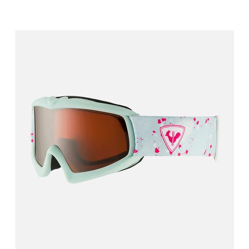رافيش S بنات نظارات التزلج نظارات تنفس مكافحة الضباب الأطفال نظارات واقية من الثلج