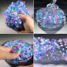 Boule de cristal duveteuse pour jouets, breloques en coton, pour jouets, 60ml
