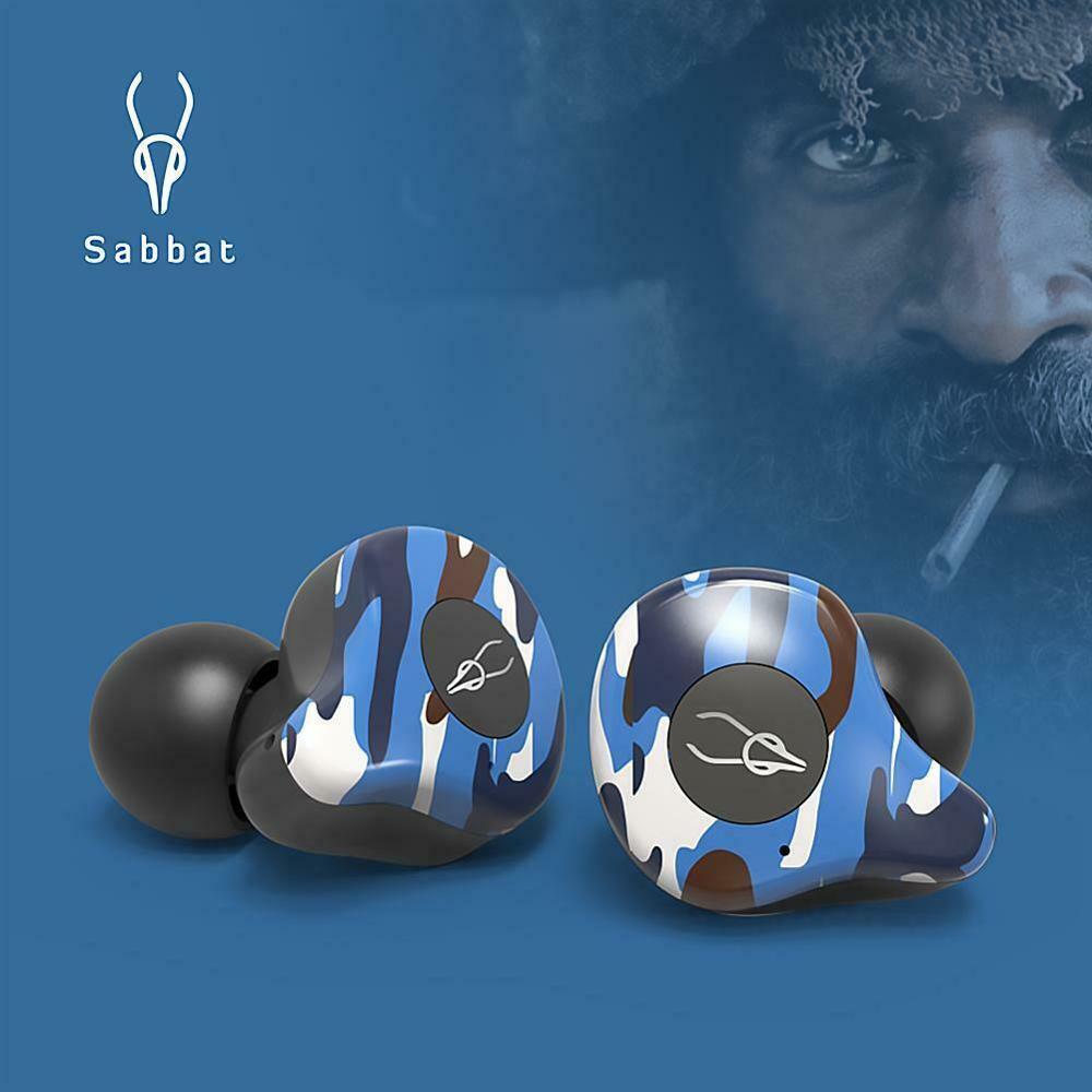Sabbat E12 Ultra Wireless Bluetooth Earphones Stereo In-ear Earbuds Headset enlarge