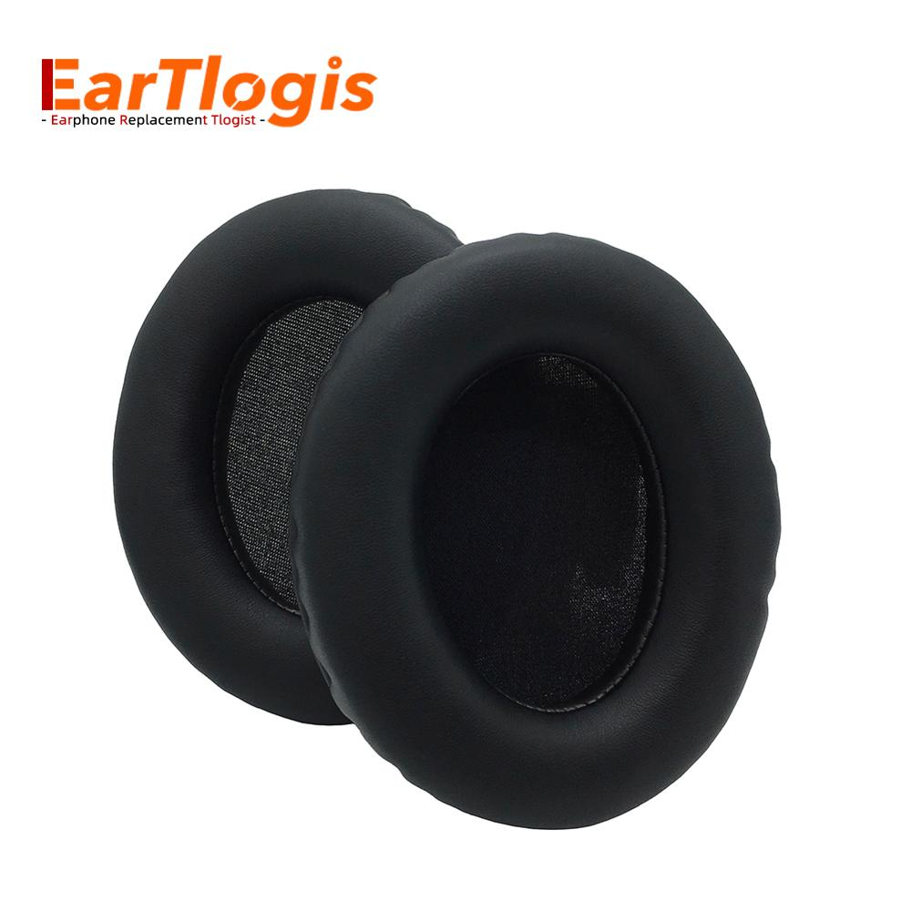 EarTlogis Replacement EarPads for Bluedio Air Headset Parts Earmuff Cover Cushion Cups Pillow