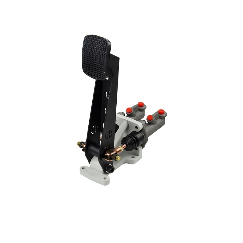 JD Car modified master cylinder 0.75 hydraulic clutch brake offset floor pedal box kit