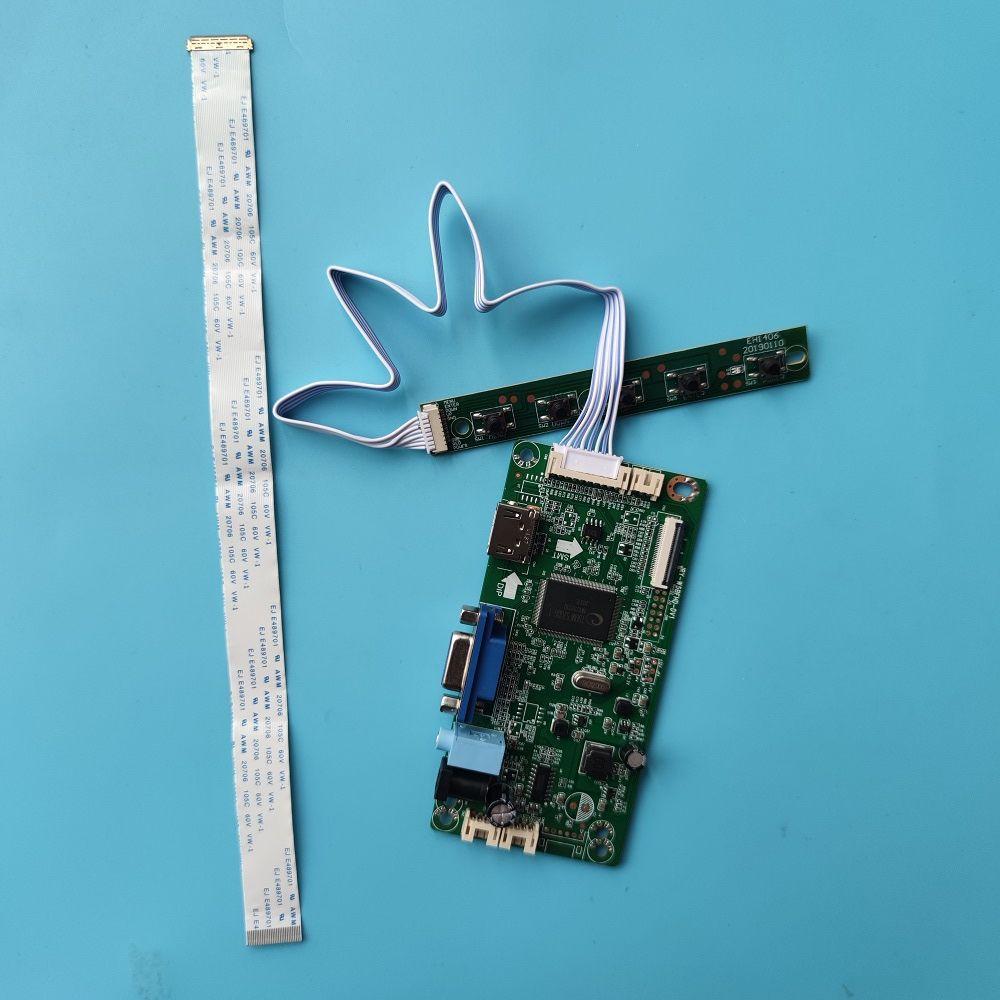 عدة ل N125HCE-GN1/G61/GPA/GP1 30Pin العمل 1920X1080 VGA 12.5