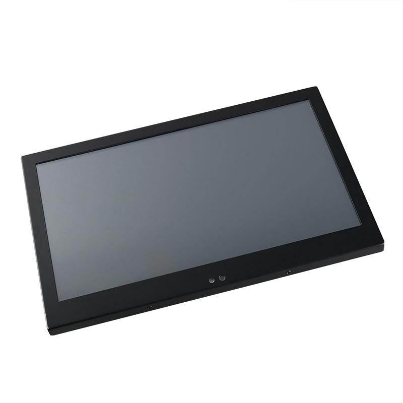 جهاز عرض صناعي للكمبيوتر اللوحي ، VGA ، HDMI ، شاشة LCD تعمل باللمس ، مدمج للتحكم في التثبيت ، منتج 19 21.5 23.6