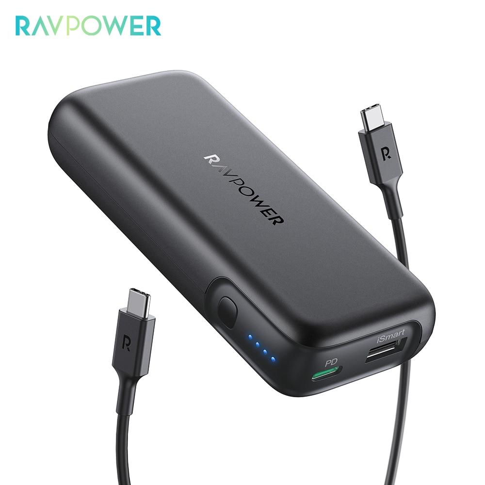 RAVPower 10000mAh USB-C PD 20W