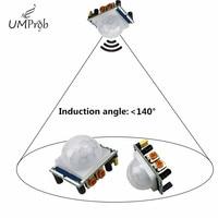 SR501 Motion Sensor Detector Module HC-SR501 Adjust IR Pyroelectric Infrared PIR Module AM312 Sensor Module for arduino Diy Kit