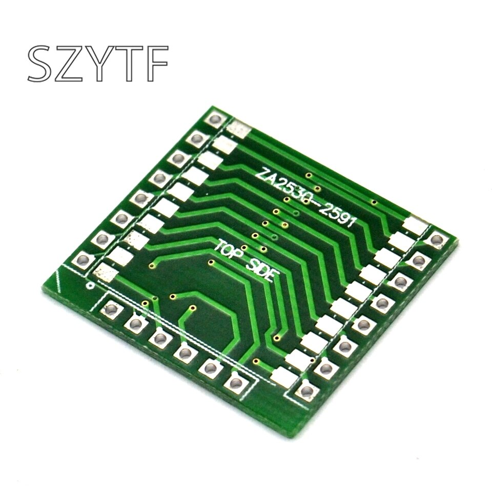 Bluetooth аудио модуль BK8000L распределительная плата дюйма 2.2x2.9cm