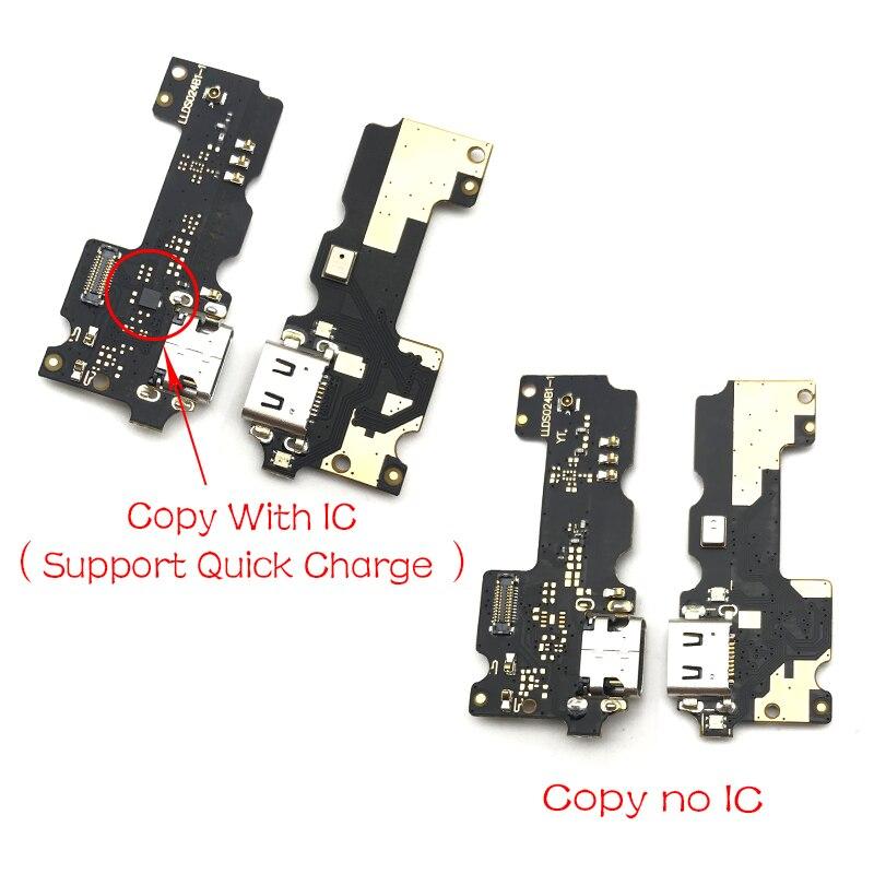 Nuevo para Gionee General mobil GM5 GM 5 USB cargador de carga conector Puerto flex cable