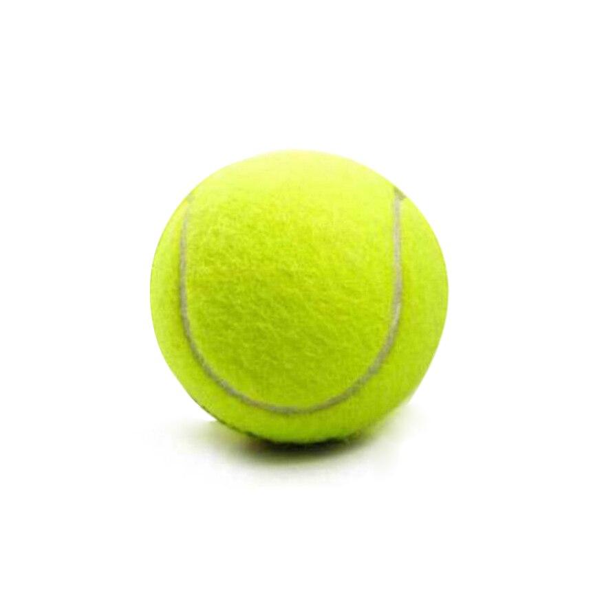 Pelotas de tenis Torneo Deportivo Cricket al aire libre playa perro juguete juego gran rebote