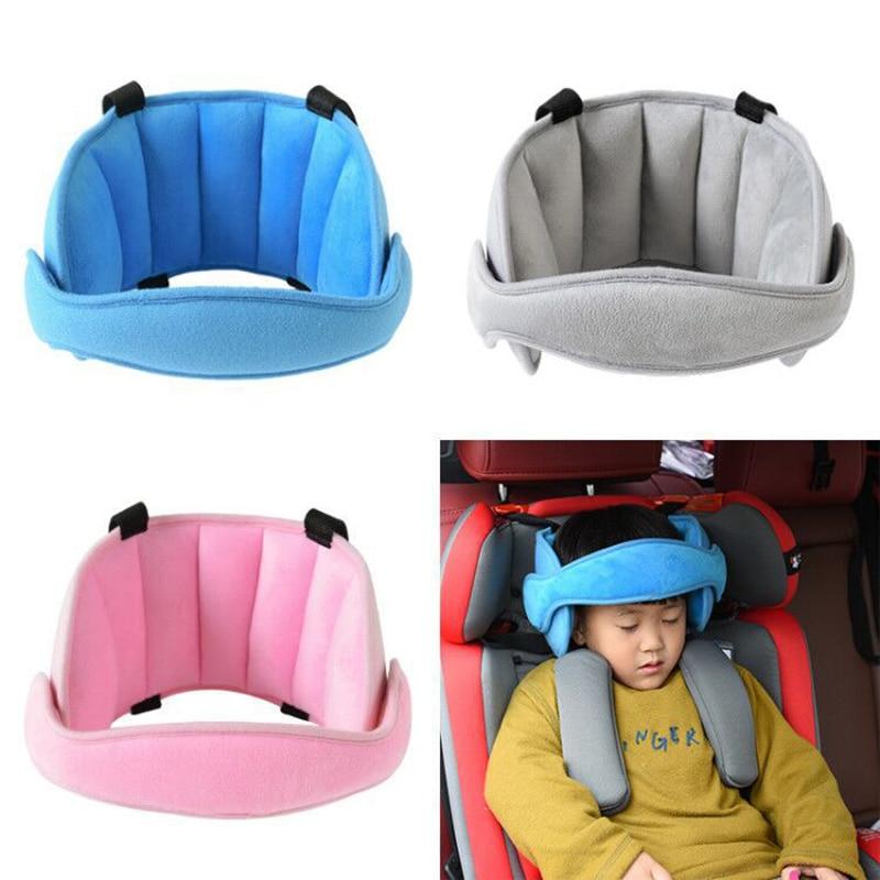 Фиксирующий Ремень для автомобильного кресла, для безопасности головы ребенка, для защиты головы ребенка, для здорового сна