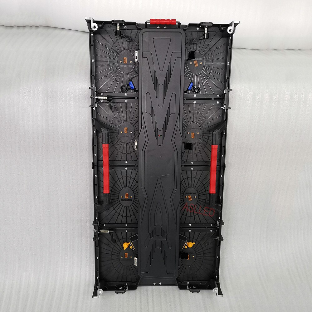 P3.91 تأجير خارج البيت شاشة LED كبيرة P4.81 HD شاشة إعلانات ليد الإلكترونية مصنع مخصص علي اكسبرس شحن مجاني