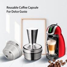 Dolce Gusto 3 capsules réutilisables   1 dispositif de stockage, Capsule réutilisable Nescafe Capsulas, Dolce métallique Gusto, capsules filtrantes, Dolce Gusto reutilisables