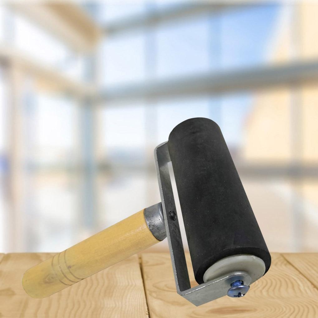 1% 2F2шт 6см профессиональная эстамп валик резина валик брайер чернила живопись искусство штамповка инструмент