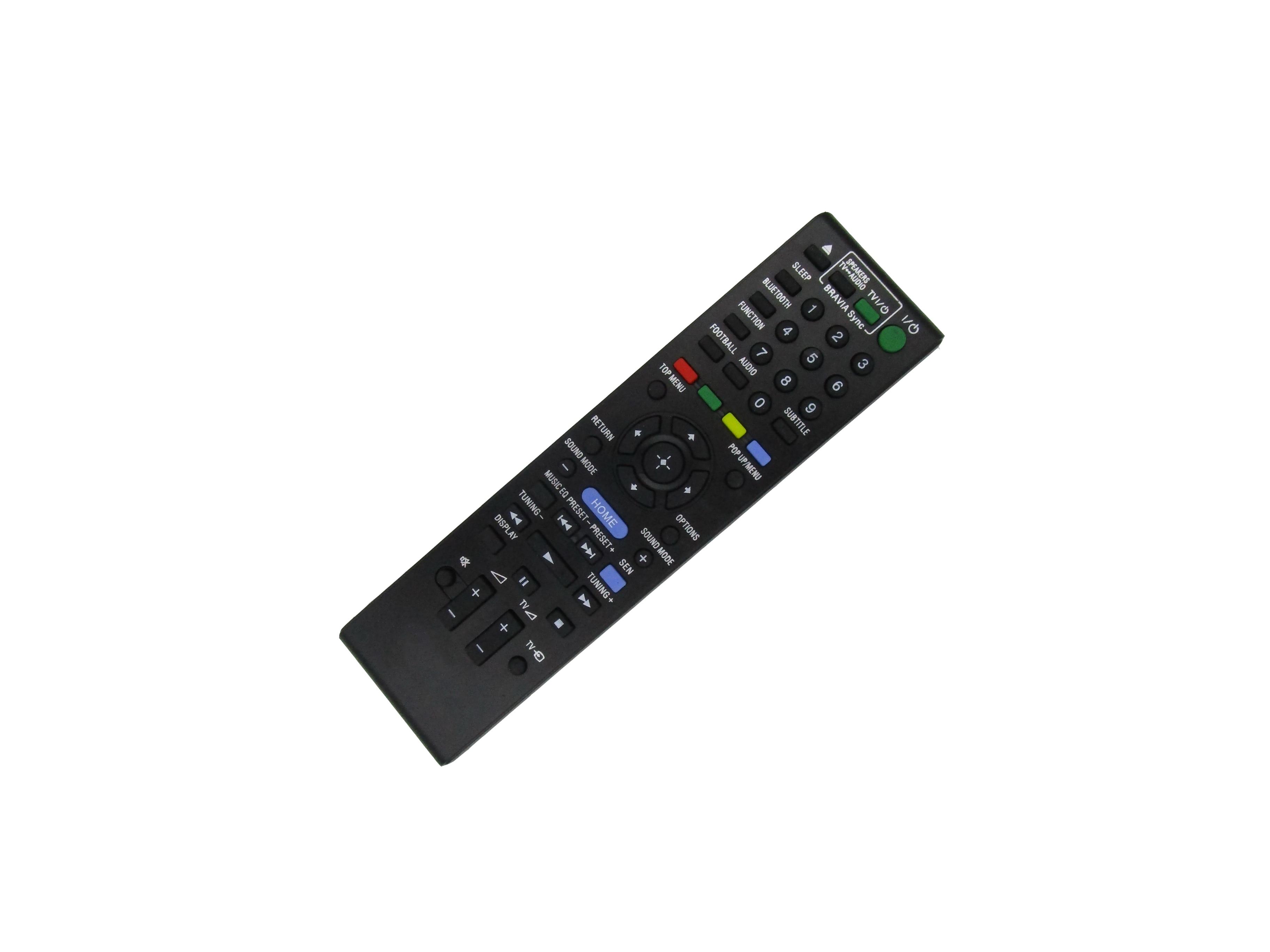Control remoto para Sony BDV-E2100 SS-CTB122 BDV-E6100 HBD-E3100 HBD-E2100 HBD-E4100 disco Blu-ray...