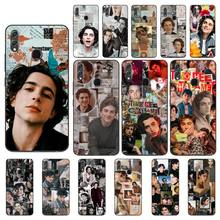Babaite Timothee Chalamet Coque Shell Phone Case For Huawei Honor 8X 8A 9 10 20 Lite 30Pro 7C 7A 10i
