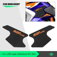 fit for 1290 super adventure adv r s 2021 motorcycle side fuel tank pad tank pads protector stickers decal traction pad