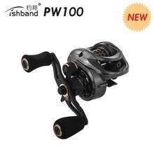 Fishband PW100 (GH100 Pro) Baitcasting Reel Carp Bait Cast Casting Fishing Reel For Trout Jigging Pesca Bass Carp Fishing Tackle
