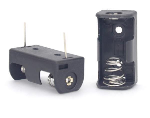 14250 caja de batería 1/2aa soporte de batería