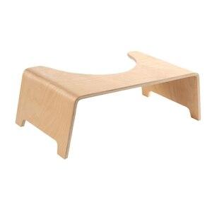 Квалифицированный складной портативный табурет, табурет для унитаза, ступенчатый табурет для ног, безопасный складной табурет для детей