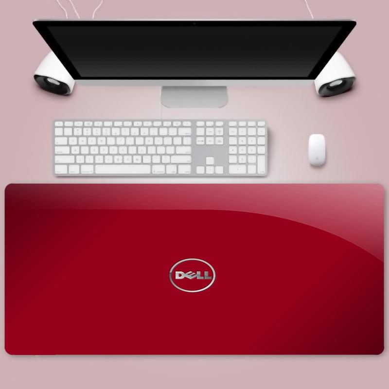DELL логотип, коврик для мыши игровой коврик для мыши большие резиновые клавиатуры компьютера мат PC коврик для мыши с коврик для мыши замок кр...