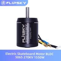Flipsky Electric Skateboard Motor BLDC 5065 270KV 1550W Brushless Sensored Motor For Electric Scooter/skateboard DIY