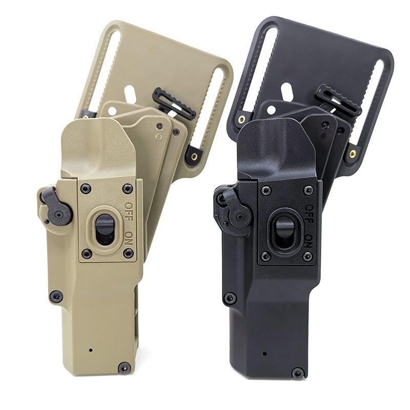 Тактический охотничий софтбокс кобура посадочный адаптер костюмы пистолет может храниться XH15/XH35/X300UH-BC для правой руки