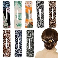 fashion hair bands women summer knotted wire headband print hairpin braider maker easy to use diy accessories