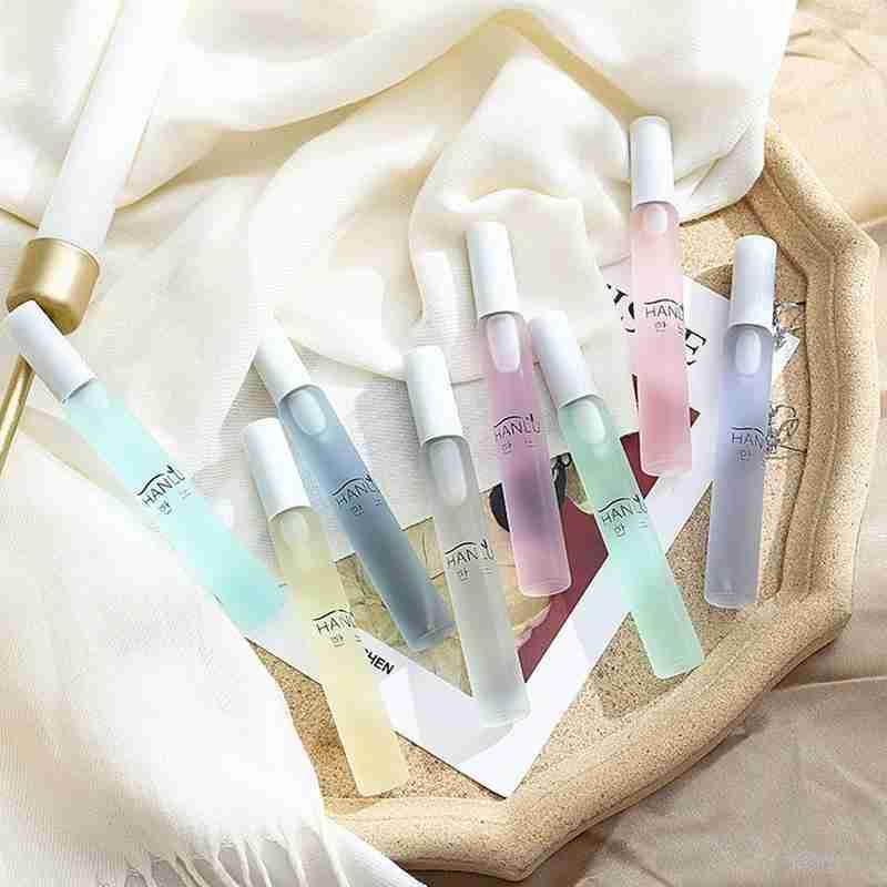 12ml Liquid Perfume Mild and Long Lasting Fragrance Deodorant Antiperspirant Body Attractive Women Body Attracts Fragrance Femal