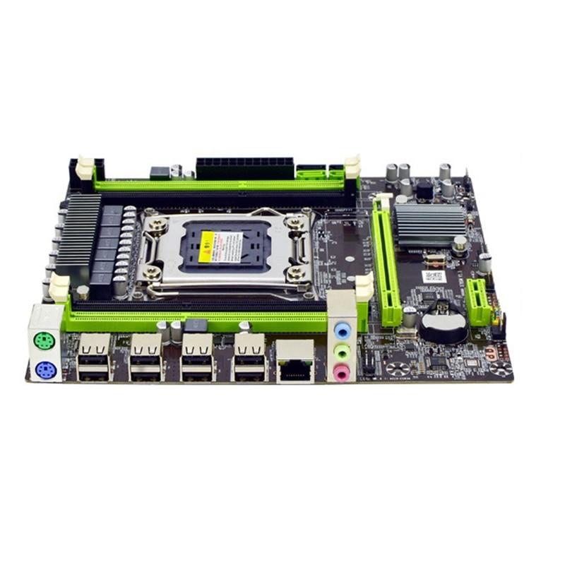 اللوحة الأم X79S DDR3 ، مكون الكمبيوتر ، رباعي القنوات ، LGA 2011 ، متوافق مع 4X16G ، SATA3.0