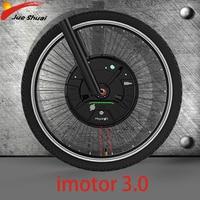 Imotor 3.0 אופניים חשמליים המרת ערכת עם סוללה App LCD גרסה אלחוטי Ebike ערכת אופניים רכיבה על אופניים bicicleta eletrica