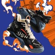 361 scarpe da basket scarpe da uomo di alta cima scarpe stivali di guerra assorbimento degli urti resistente allusura scarpe reali pattini di sport degli uomini
