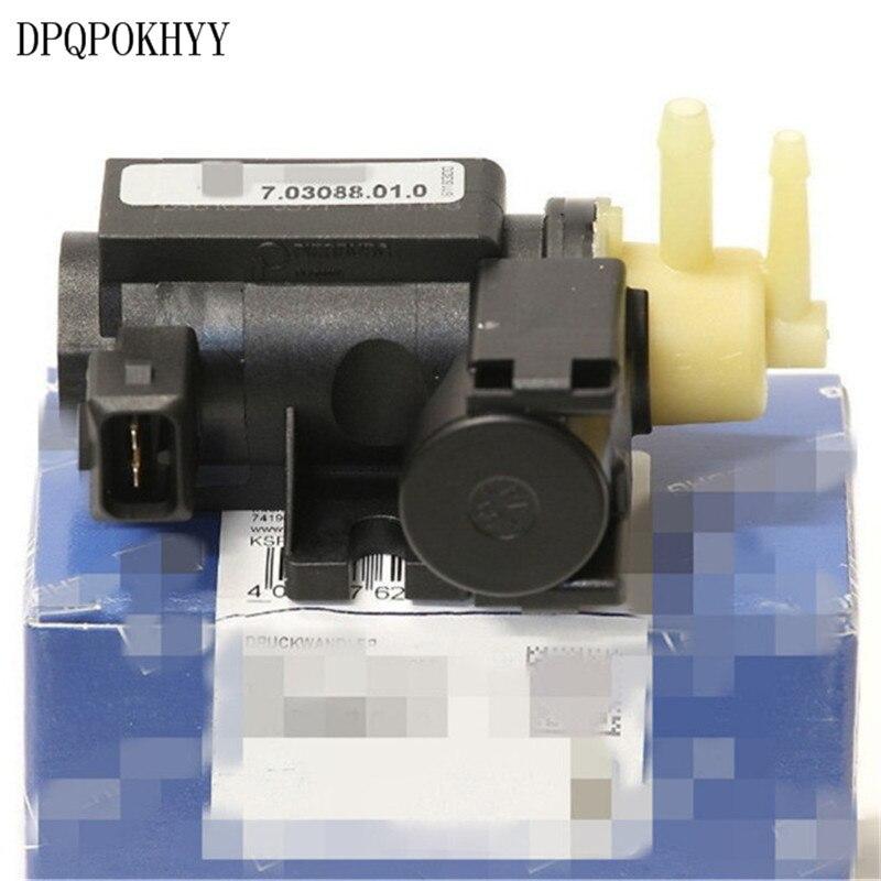 DPQPOKHYY PRESSURE CONVERTER 703088010 PIERBURG 860411 FOR OPEL ASTRA G H CORSA C MERIVA CDTI