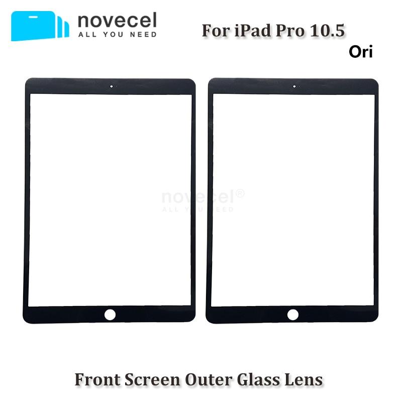 Los Ori para iPad Air, iPad Pro 10,5 A1701 A1709 LCD exterior Digitalizador de pantalla táctil reemplazo de Panel de vidrio frontal