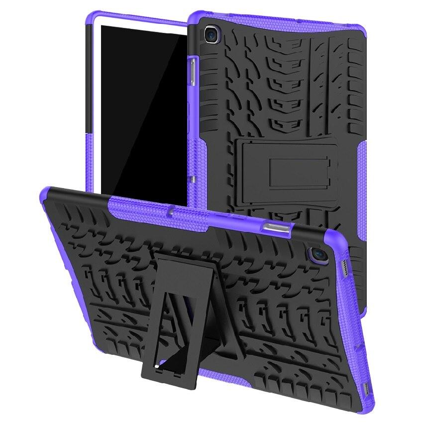 Cubierta para Tablet resistente a golpes de silicona híbrida PC funda para samsung Galaxy Tab S5E 10,5 T720 T725 SM-T720 SM-T725
