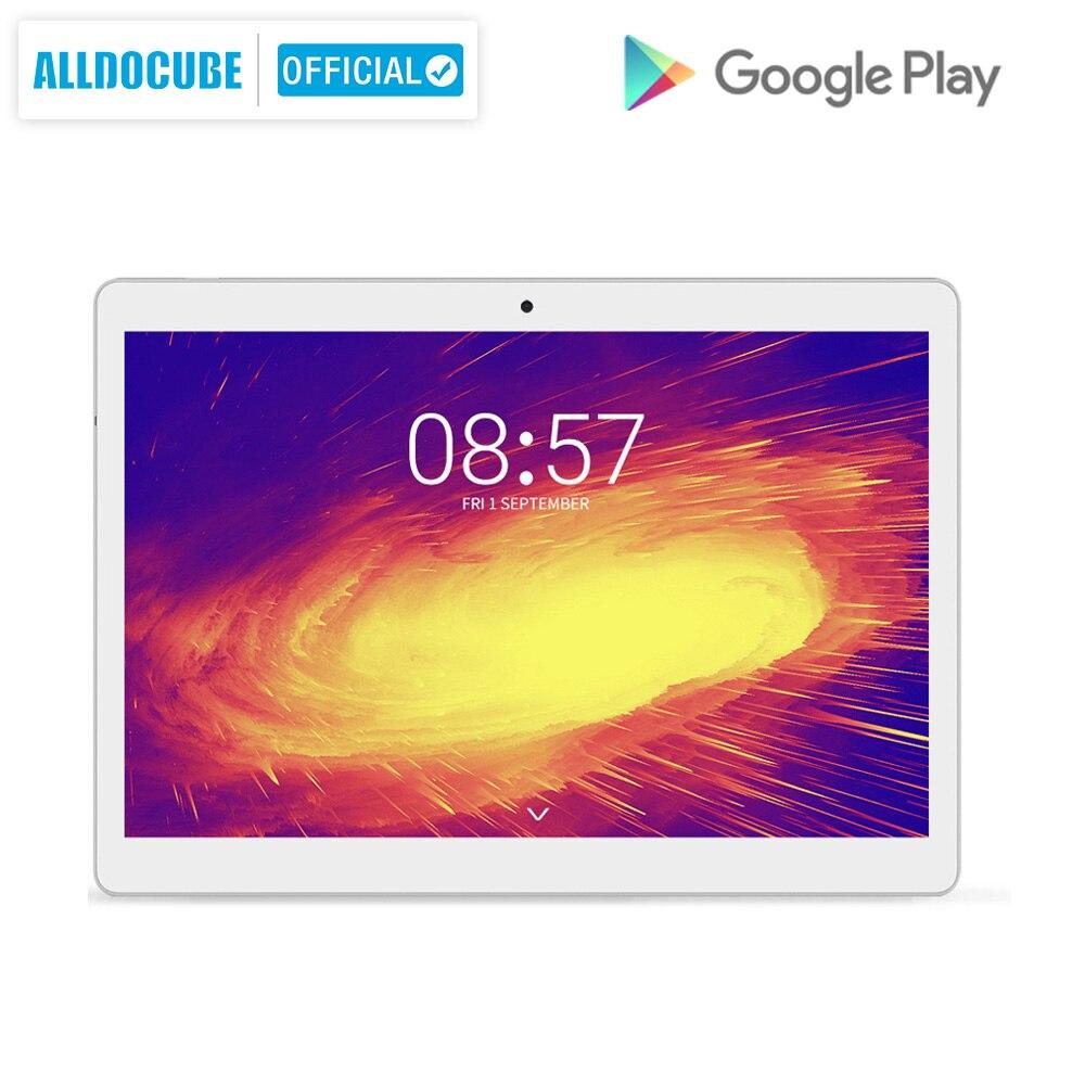 Alldocube m5x 10.1 polegada tablet android 8.0 4 gb ram 64 gb rom mtk x27 4g lte 10 core chamada de telefone comprimidos pc 2560*1600 ips presente do miúdo