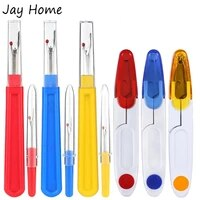 56pcs sewing seam rippers and sewing thread removers kit with 1 scissors for thread remove supplies diy sewing accessories