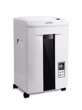 Power 9912 shredder electric office high-power continuous 60 minutes 5 levels of confidential shredder