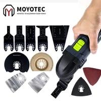 moyotec professional wood cut universal oscillating multi tool saw blade for renovator multifunction electric tool