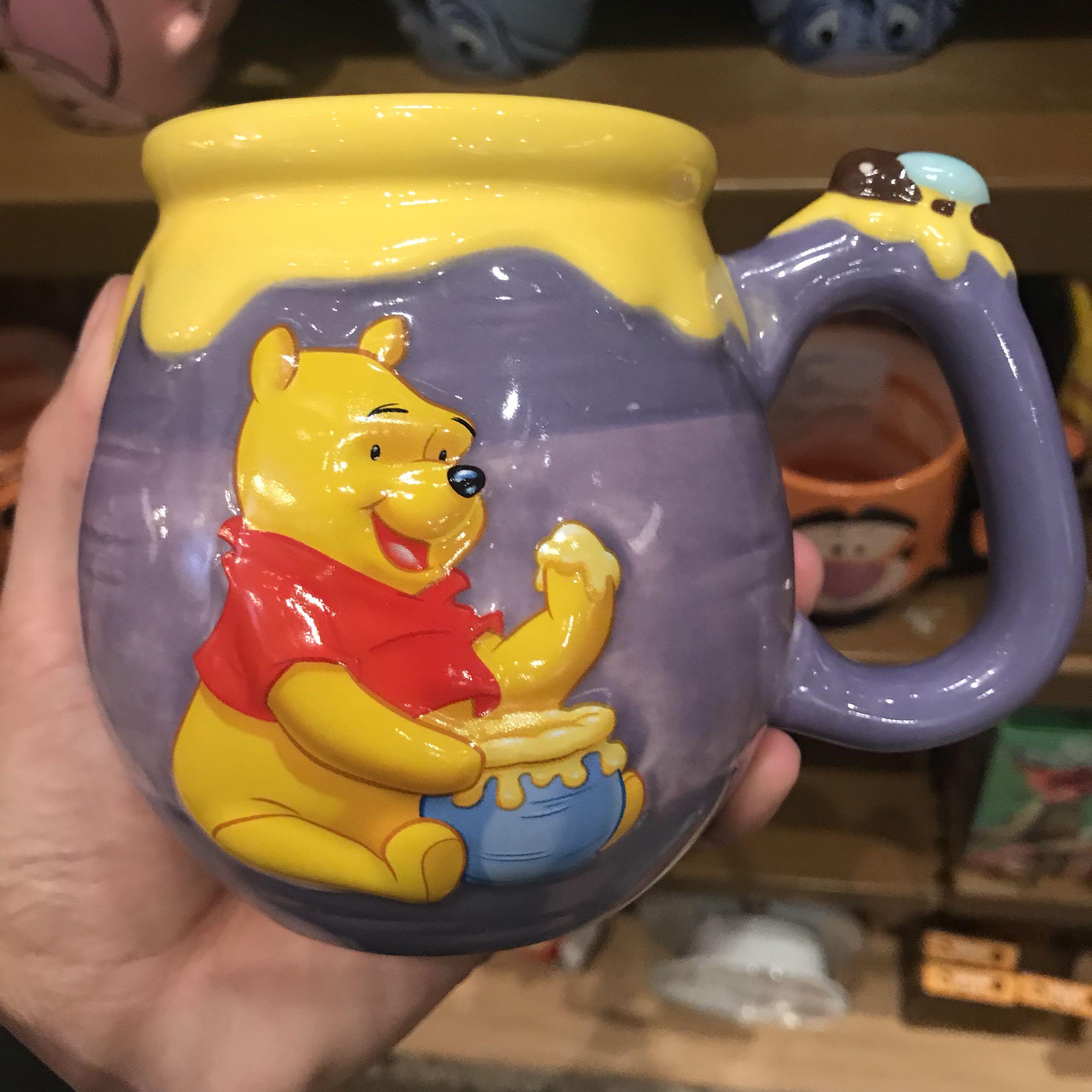 Disney 7PCS Ceramic Cup And 93 PCS Socks 3Bag 1 Glass ball 3doll Fashion Mugs