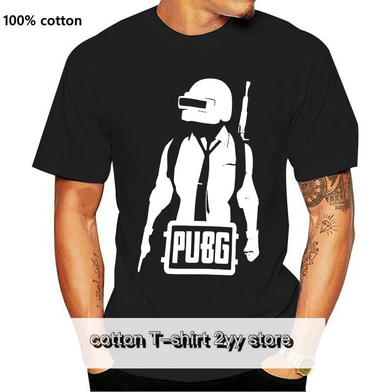 Camiseta de Pubg para hombre de juego de batalla... winner CENA de...