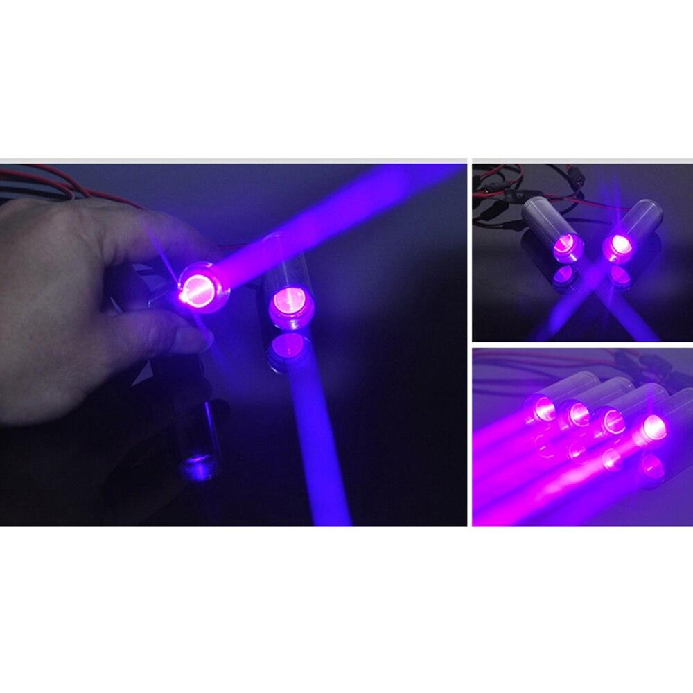 405 нм 250 мВт 22x70 мм 2270 фиолетовый% 2F синий фиолетовый жир луч KTV бар побег комната лазер модуль вино дисплей подставка декоративный шоу свет