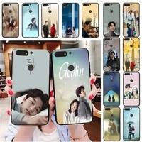 goblin korean drama phone case for huawei honor 7a 8x 9 10 20lite 10i 20i 7c 8c 5a 8a honor play 9x pro mate 20 lite