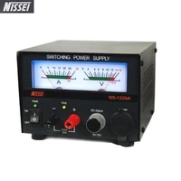 nissei ns 1228a communication switching ns1228a power supply 28a 13 8v 9v 15v adjustable base station for car radio audio system