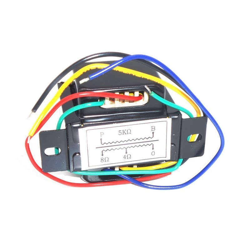 AMPLIFICADOR DE TUBO MOOL 5K 5W de un solo extremo 6P1 6P14 6P6 transformadores de Audio de salida de importación Z11 Salida 0-4-8 Ohm 1 Uds DIY amplificador de tubo lifi al vacío