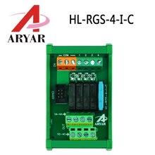 Module de relais APAN3112 4 canaux 12V 5A Module carte pilote carte amplificateur de sortie carte PLC module de relais PNP